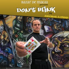 Dont Blink (DVD and Gimmick) by Salvafor Sufrate and B.d.M.