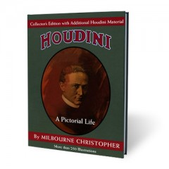 Houdini Book: Collector's Edition by Milbourne Christopher
