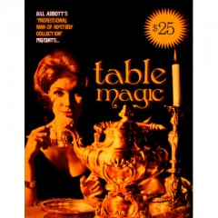 Table Magic by Bill Abbott