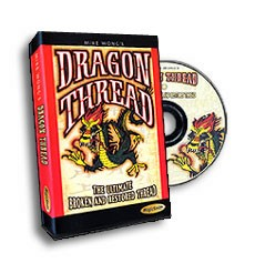 DVD Dragon Thread Wong (with thread)