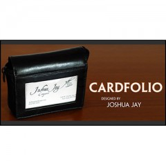 Cardfolio by Joshua Jay and Vanishing Inc.