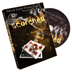 DVD Scorched by Nopera Whitley