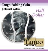 Faltmünze/ Folding Coin Half Dollar (Internal System)