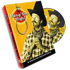 DVD Hang Em High (ROPE THROUGH BODY) by Bob Sheets