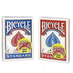Bicycle Short Deck (blue back/ blaue Rückseite)