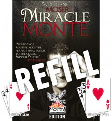 Miracle Monte Refill (Phoenix - rot)