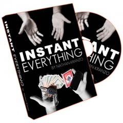 DVD Instant Everything by Nathan Kranzo