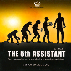 DVD 5th Assistant by Geoff Weber and The Blue Crown