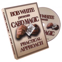 DVD Card Magic - A Practical Approach by Bob White