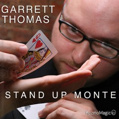 Stand Up Monte (DVD and Gimmick) by Garrett Thomas