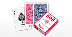 Fournier 505 Playing Cards (rot)