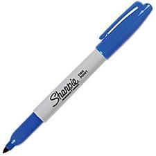 Sharpie Marker Fine Point blau (blue)