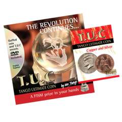 T.U.C (Tango Ultimate Coin) - Copper and silver (Kupfer und Silb