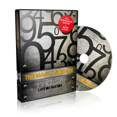DVD The Magic Square by Luis de Matos