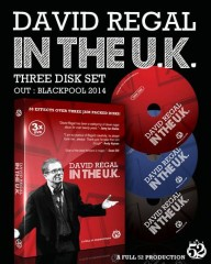 In The U.K. by David Regal (3-DVD-Set)