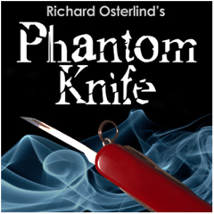 Phantom Knife by Richard Osterlind