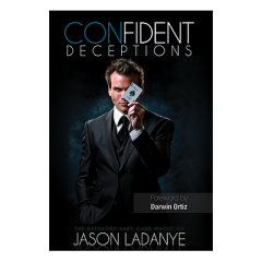 Confident Deceptions by Jason Ladanye and Vanishing Inc (+ DVD)