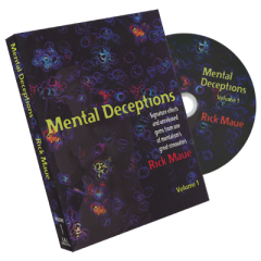Mental Deceptions Vol. 1-2 (DVD-Set)