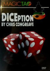 DICEption by Chris Congreve (+ PLUS DVD)