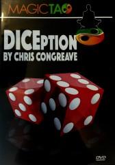 DICEption by Chris Congreve (+ PLUS DVD)