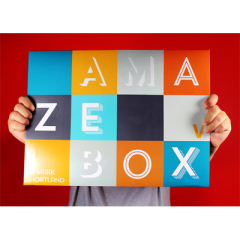 AmazeBox (Gimmicks and Online Instructions) by Mark Shortland