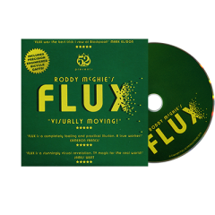 Flux by Roddy McGhie DVD and Gimmick