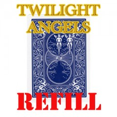 Twilight-Angels Refill (Bicycle Rider Back blue)