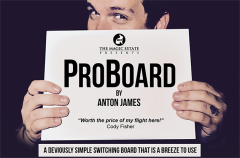 PRO BOARD by Anton James and the Magic Estate