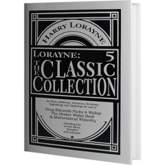 Lorayne: The Classic Collection Vol. 5 by Harry Lorayne