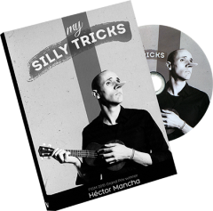 DVD My Silly Tricks by Hector Mancha