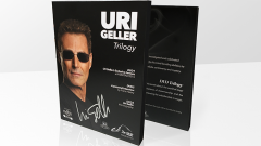 Uri Geller Trilogy (Signed Box Set) by Uri Geller and Masters of