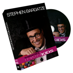 I Hate Kids (DVD & Gimmicks) by Stephen Bargatze