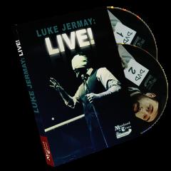 DVD Luke Jermay LIVE! by Luke Jermay & Marchand de Trucs