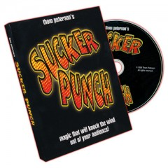 DVD Sucker Punch by Thom Peterson