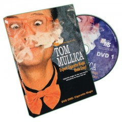 Expert Cigarette Magic Made Easy (Vol.1-3) by Tom Mullica