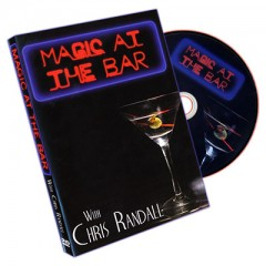 DVD Magic At The Bar by Chris Randall