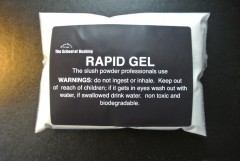 Rapid Gel - Slush Powder Deluxe (60g Packung) [1g ≈ 0,17¤]