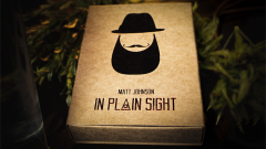 In Plain Sight (Gimmick and Online Instructions) by Matt Johnson
