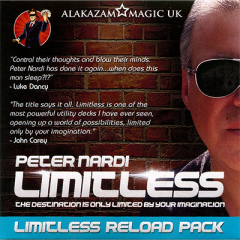 Expansion Pack (Queen Of Hearts) for Limitless by Peter Nardi