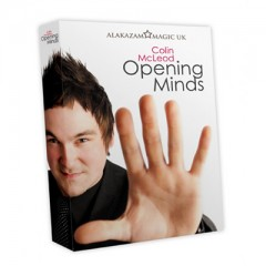 Opening Minds (4 DVD Set) by Colin Mcleod and Alakazam Magic