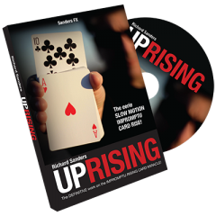 DVD Uprising by Richard Sanders