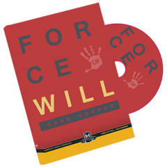 DVD Force of Will by Dave Hooper