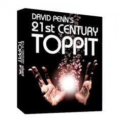 21st Century Toppit (DVD and RIGHT Handed Topit) by David Penn