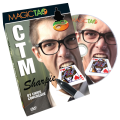 CTM (DVD and Gimmick) by Chris Congreave and Magic Tao