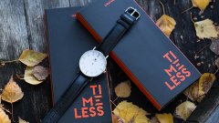Timeless Deluxe Midnight Black by Liam Montier and Vanishing Inc