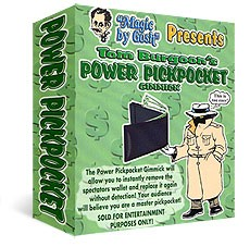 Power Pickpocket from Burgoon & Goshman