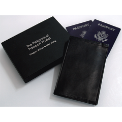 Pickpocket Passport by Alan Wong & Gregory Wilson