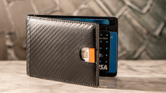 FPS Wallet Black (Gimmicks and Online Instructions) by Magic Fir