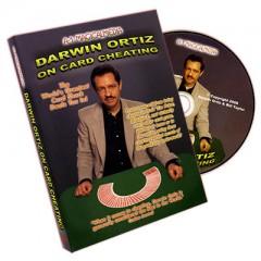 DVD Darwin Ortiz On Card Cheating by Darwin Ortiz