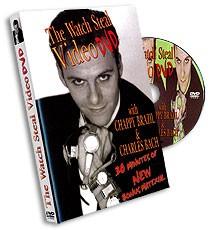 DVD The Watch Steal Brazil & Bach